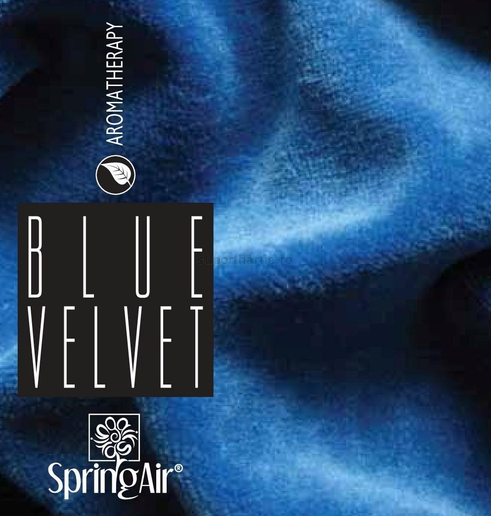 Odorizant de Camera Blue Velvet