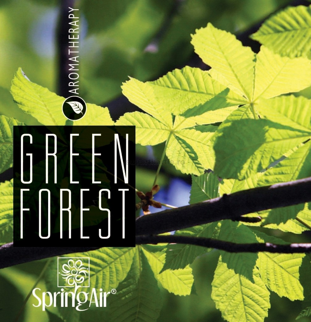 Odorizant de Camera Green Forest